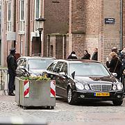 NLD/Utrecht/20140215 - Herdenkingsdienst Els Borst in de Domkerk, Familie komt aan