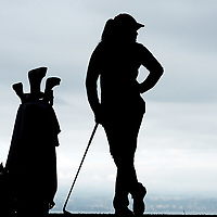 Suzann Pettersen (Nor) during the Rolex Pro-Am of LPGA Evian Championship 2014, day 3, at Evian Resort Golf Club, in Evian-Les-Bains, France, on September 10, 2014. Photo Philippe Millereau / KMSP / DPPI