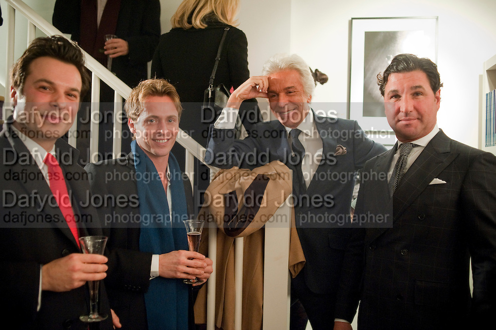 MARCO PASI; ALVISE ORSINI;  GIANCARLO GIACOMETTI;,  GIORGIO VERONI, Anthony Souza: photographs from W.E. (directed by Madonna) and personal works from India. Little Black Gallery. Kensington. London. 13 December 2011.