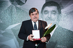 Peter Koncnik at 54th Annual Awards of Stanko Bloudek for sports achievements in Slovenia in year 2018 on February 13, 2019 in Brdo Congress Center, Brdo, Ljubljana, Slovenia,  Photo by Peter Podobnik / Sportida