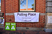 Polling Place for the 2010 Australian Federal Election. Midland, Perth, Western Australia