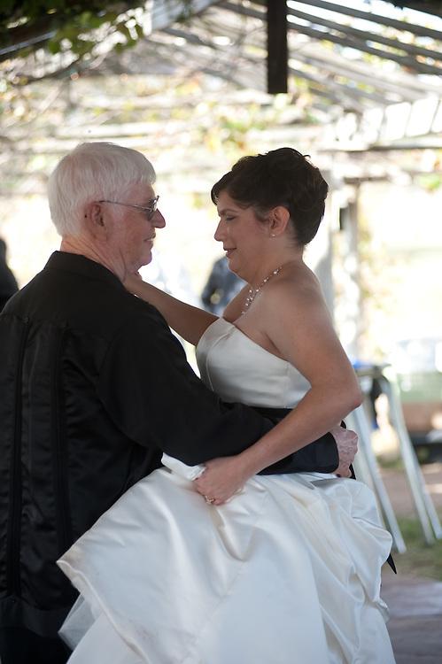 Ruby Perez and Mark Webb wedding Saturday, November 7, 2009 at The Vineyard Restaurant..Photo © Bahram Mark Sobhani