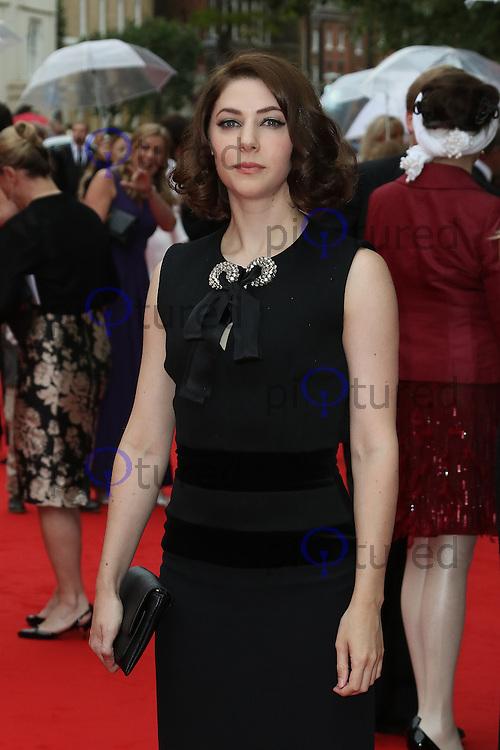 Catherine Steadman, BAFTA Celebrates Downton Abbey, Richmond Theatre, London UK, 11 August 2015, Photo by Richard Goldschmidt