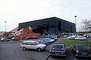 Europei Francia 1983 - Nantes: panoramica palazzetto