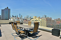 Roof Deck at 185 York Street