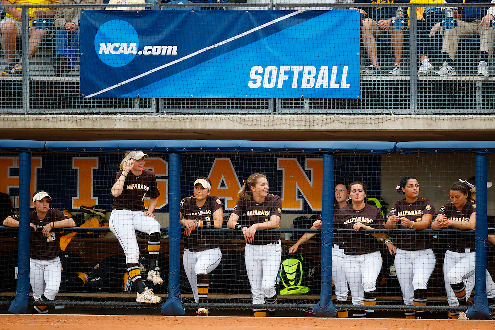 Friday, May 20, 2016; Ann Arbor, MI: NCAA Regional Softball. Mandatory Credit: Rick Osentoski
