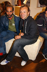 Right, GRAHAM NORTON at the opening of the new Diesel shop at 130 New Bond Street, London W1 on 18th May 2006.<br /><br />NON EXCLUSIVE - WORLD RIGHTS