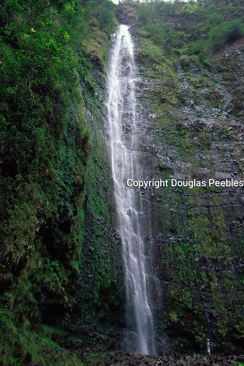 Waimoku Falls, Hana Coast, Maui, Hawaii<br />
