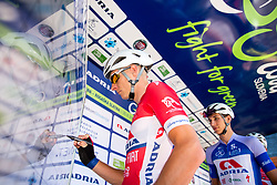 Marko Kump (SLO) of Adria Mobil during 2nd Stage of 26th Tour of Slovenia 2019 cycling race between Maribor and Celje (146,3 km), on June 20, 2019 in Slovenia.. Photo by Matic Klansek Velej / Sportida