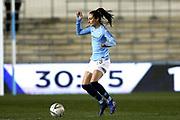 Manchester City forward Tessa Wullaert (25) during the FA Women's Super League match between Manchester City Women and Everton Women at the Sport City Academy Stadium, Manchester, United Kingdom on 20 February 2019.