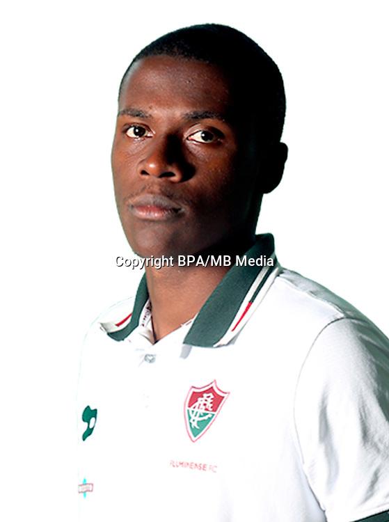 Brazilian Football League Serie A / <br /> ( Fluminense Football Club ) - <br /> Wesley Frazan Bernardo