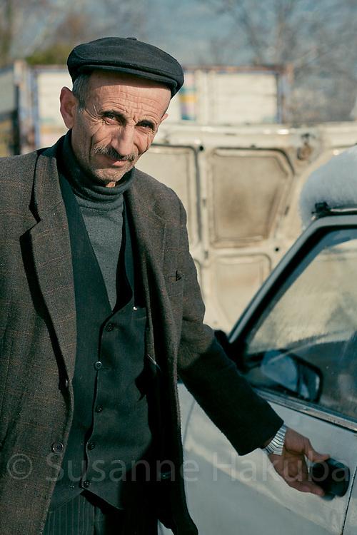 Local man, Cumalikizik, Turkey.