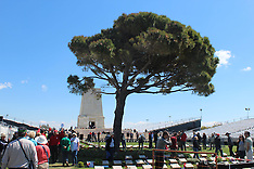 Turkey-File photos of Lone Pine Gallipoli, no longer part of Australian ANZAC Day