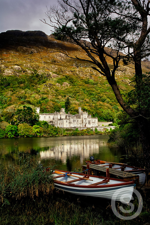 Photographer: Chris Hill, Kylemore Abbey, Connemara, Galway
