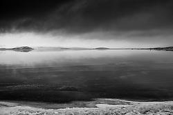 The lake Thingvallavatn at spring - Þingvallavatn að vori
