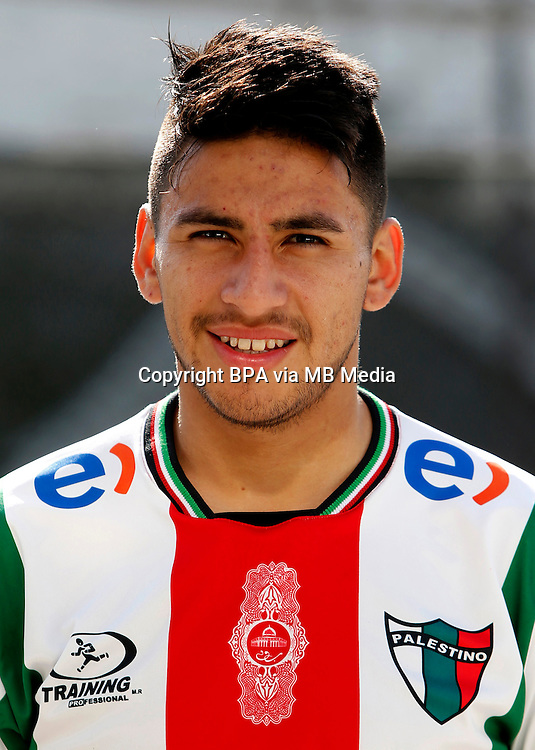 Chile Football League Serie A  /<br /> ( Club Deportivo Palestino ) - <br /> Diego Torres
