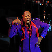 Joe Hendon performing with The Temptations at The Music Hall in Portsmouth, NH
