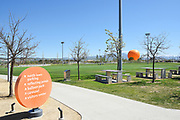 Orange County Great Park Directional Signage