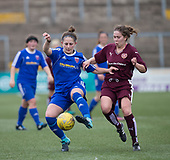 Forfar Farmington v Hearts Ladies 13-08-2017