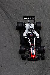 May 24, 2018 - Montecarlo, Monaco - 08 Romain Grosjean from France Haas F1 Team VF-18 Ferrari during the Monaco Formula One Grand Prix  at Monaco on 24th of May, 2018 in Montecarlo, Monaco. (Credit Image: © Xavier Bonilla/NurPhoto via ZUMA Press)