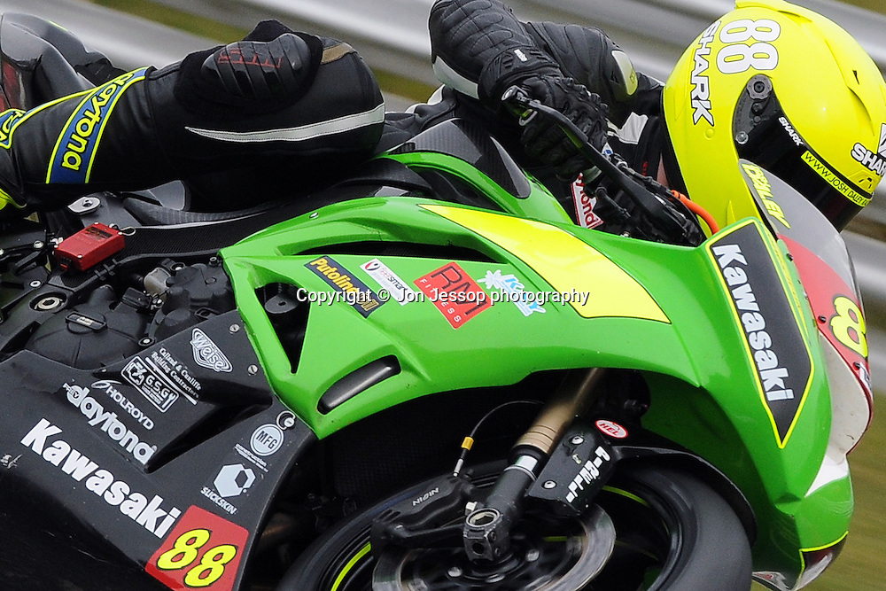 #88 Josh Daley Josh Daley Racing Kawasaki