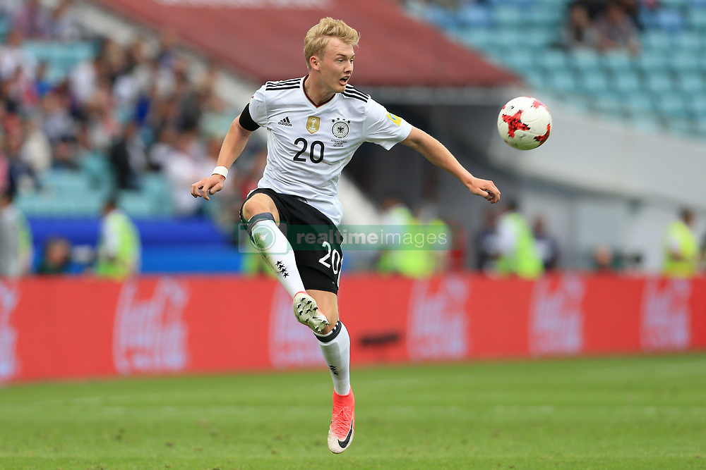 19th June 2017 - FIFA Confederations Cup (Group B) - Australia v Germany - Julian Brandt of Germany - Photo: Simon Stacpoole / Offside.