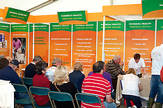 Health and Safety Authority at the National Ploughing Championships