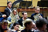 Premier Rutte bezoekt Muziekcentrum van de Omroep