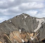 Landmannalaugar is a place in the Fjallabak Nature Reserve in the Highlands of Iceland.