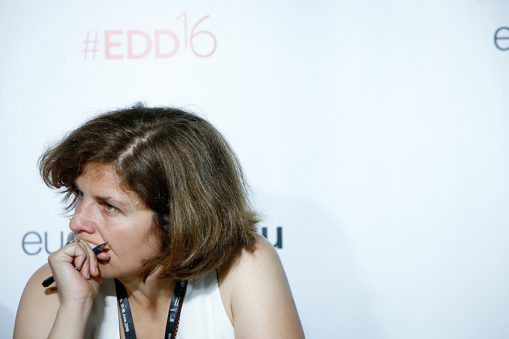 20160615 - Brussels , Belgium - 2016 June 15th - European Development Days - Natalia Alonso - Deputy Director of Advocacy & Campaigns Oxfam International<br />  © European Union