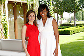 Queen Letizia and Michelle Obama Let Girls Learn