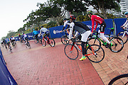 Discovery Duathlon held in Cape town held on the 23rd of April 2016. Image by Greg Beadle
