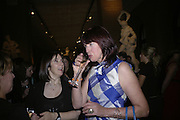 JANET STREET-PORTER, V and A celebrates 150th anniversary. V and A. London. 26 June 2007.  -DO NOT ARCHIVE-© Copyright Photograph by Dafydd Jones. 248 Clapham Rd. London SW9 0PZ. Tel 0207 820 0771. www.dafjones.com.