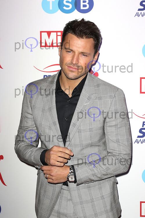 Mark Wright, Pride of Sport Awards, Grosvenor House Hotel, London UK, 07 December 2016, Photo by Richard Goldschmidt