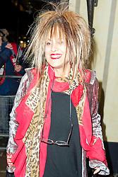 © Licensed to London News Pictures. 20/11/2013, UK. Elizabeth Emmanuel, The Amy Winehouse Foundation Ball, Dorchester Hotel, London UK, 20 November 2013. Photo credit : Raimondas Kazenas/Piqtured/LNP