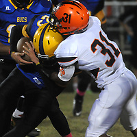 Laney v New Hanover Football