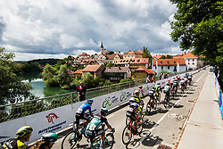 5th Stage of 26th Tour of Slovenia 2019 cycling race between Trebnje and Novo mesto (167,5 km), on June 23, 2019 in Slovenia. Photo by Peter Podobnik / Sportida