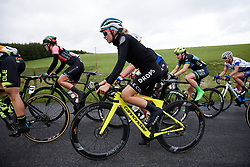 Anna Christian (GBR) on Stage 5 of 2019 OVO Women's Tour, a 140 km road race from Llandrindod Wells to Builth Wells, United Kingdom on June 14, 2019. Photo by Sean Robinson/velofocus.com