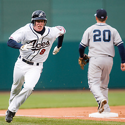 The Reno Aces against the Portland Beavers, Thursday, May 9, 2009 at Aces Ballpark in Reno, Nev...Photo by David Calvert/Reno Aces