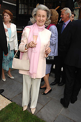 PRINCESS JEAN GALITZINE at a reception for the Friends of The Castle of Mey held at The Goring Hotel, London on 20th May 2008.<br /><br />NON EXCLUSIVE - WORLD RIGHTS