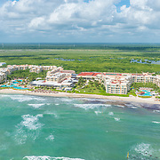 Now Jade Riviera Cancun. Quintana Roo, Mexico.