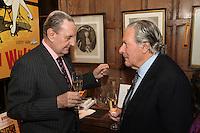 David Peppercorn MW and Anthony Barton (proprietor)