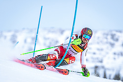 17.02.2019, Aare, SWE, FIS Weltmeisterschaften Ski Alpin, Slalom, Herren, 1. Lauf, im Bild Marcel Hirscher (AUT) // Marcel Hirscher of Austria in action during his 1st run of men's Slalom of FIS Ski World Championships 2019. Aare, Sweden on 2019/02/17. EXPA Pictures © 2019, PhotoCredit: EXPA/ Dominik Angerer