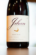 Johan Vineyards Estate Pinot Noir, Willamette Valley, Oregon, USA