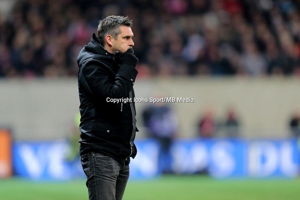 Jocelyn GOURVENNEC  - 24.01.2015 - Guingamp / Lorient - 22eme journee de Ligue1<br />Photo : Vincent Michel / Icon Sport *** Local Caption ***