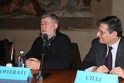 Bologna - 11/02/2007 -  Italia Basket Hall of Fame at Cappella Farnese iin Palazzo D'Accursio