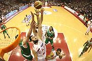 DESCRIZIONE : Milano Lega A 2012-13 EA7 Emporio Armani Milano Montepaschi Siena playoff quarti di finale<br /> GIOCATORE : Ioannis Bourousis<br /> CATEGORIA : Rimbalzo Special<br /> SQUADRA : EA7 Emporio Armani Milano<br /> EVENTO : Campionato Lega A 2012-2013<br /> GARA : EA7 Emporio Armani Milano Montepaschi Siena<br /> DATA : 22/05/2013<br /> SPORT : Pallacanestro <br /> AUTORE : Agenzia Ciamillo-Castoria/G.Cottini<br /> Galleria : Lega Basket A 2012-2013  <br /> Fotonotizia : Milano Lega A 2012-13 EA7 Emporio Armani Milano Montepaschi Siena playoff quarti di finale<br /> Predefinita :