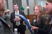 18174Sales Celebration and Awards Ceremony, April 19, 2007. Walter Hall Rotunda..Opening Reception