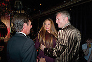 JOHN STODDART; MARILYN COLE; JOE CORRE, The Premiere of DD perfume by Agent Provocateur with a DD Fashion Show. Dolce. Air St. London. 25 September 2008 *** Local Caption *** -DO NOT ARCHIVE-© Copyright Photograph by Dafydd Jones. 248 Clapham Rd. London SW9 0PZ. Tel 0207 820 0771. www.dafjones.com.