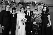Kate &amp; Tim Ross wedding at Hampton Court House on March 1st  2015.<br /> <br /> Photos by Ki Price